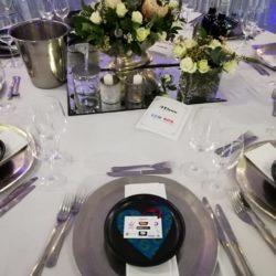 Table diner dansant SFBJ
